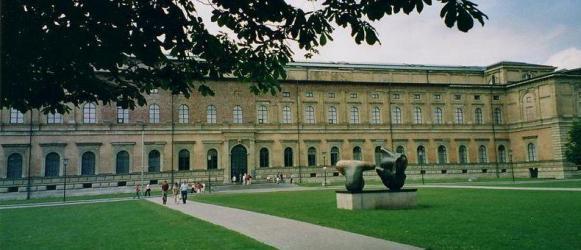 Munich :: Ancienne Pinacothèque