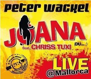 Peter Wackel :: Joana - Du