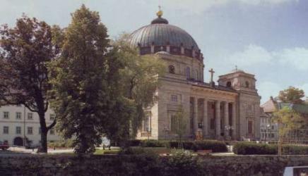 St Blasien :: Eglise baroque