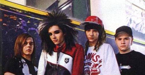 Tokio Hotel :: 1000 Meere
